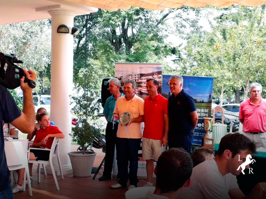 Torneo Interclubes Copa Challenge Rudy Tron